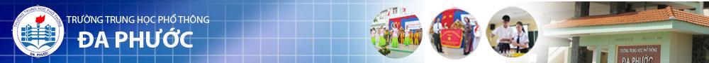 Trường THPT Đa Phước